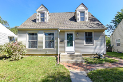 Single Family Home For Sale: 3230 N 82nd St