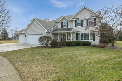 Kenosha Single Family Home Active Contingent With Offer: 2520 47th Ct