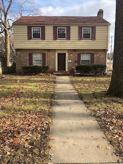 Single Family Home Active Contingent With Offer: 5720 N 34th St