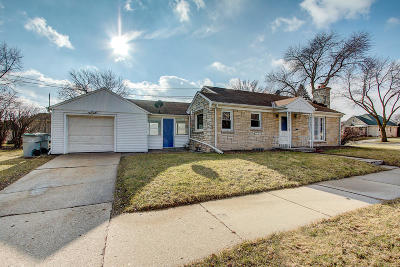 Single Family Home For Sale: 3735 W Lakefield Dr