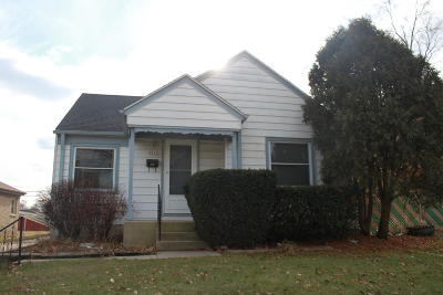 Single Family Home For Sale: 7121 W Congress St