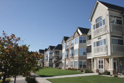 Franklin Condo/Townhouse Active Contingent With Offer: 6955 S Riverwood Blvd N #103