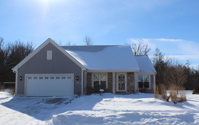 West Bend Single Family Home Active Contingent With Offer: 1929 Tumbleweed Cir