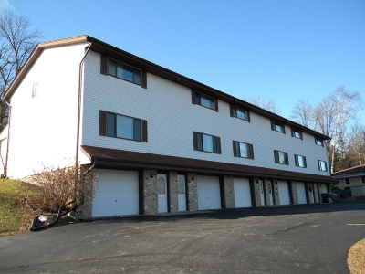 West Bend Condo/Townhouse For Sale: 1906 River Dr