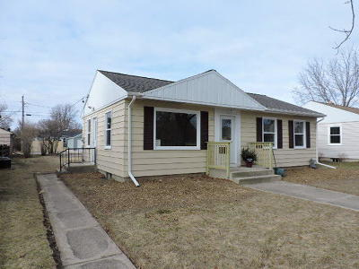 Sheboygan Single Family Home For Sale: 2424 Wedemeyer St