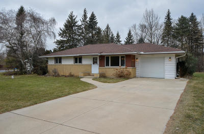 Single Family Home For Sale: 17428 W Westward Dr