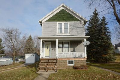 Mayville Single Family Home For Sale: 424 Dayton St