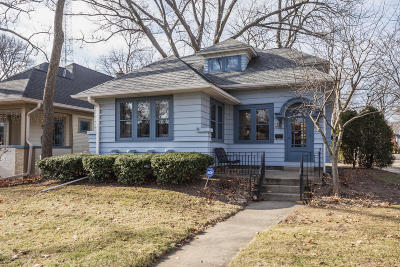 Single Family Home For Sale: 4261 N Woodburn St