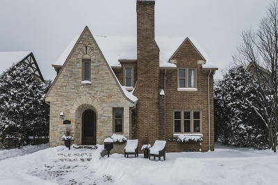 Milwaukee County Single Family Home Active Contingent With Offer: 1578 E Cumberland Blvd