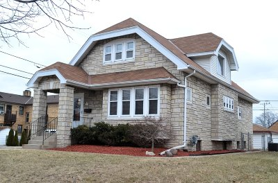 West Allis Single Family Home Active Contingent With Offer: 2318 S 58th St