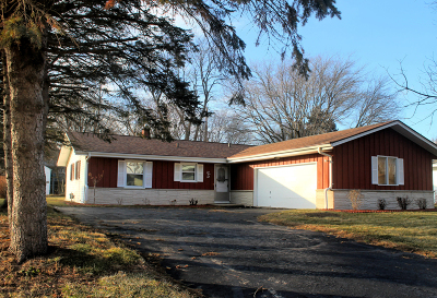 Racine Single Family Home Active Contingent With Offer: 5350 Langdale Dr