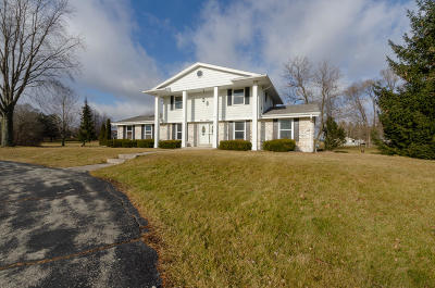 Germantown Single Family Home Active Contingent With Offer: N123w12420 Russet Ct