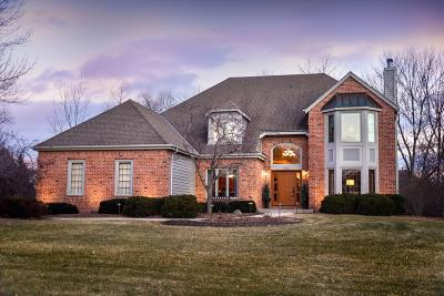 New Berlin Single Family Home Active Contingent With Offer: 13685 W Deer Park Dr
