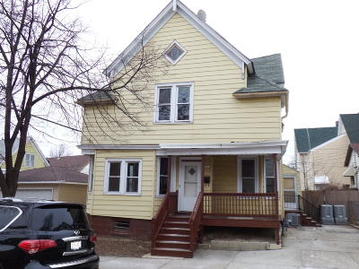 Single Family Home For Sale: 1963 S 25th St