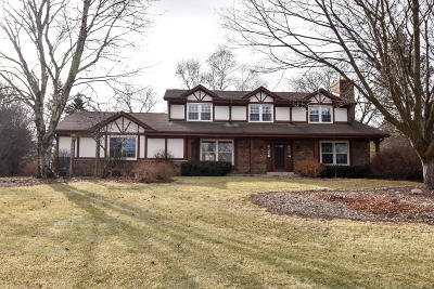 Brookfield Single Family Home Active Contingent With Offer: 20095 Freedom Ct