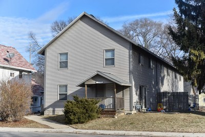 Waukesha Multi Family Home Active Contingent With Offer: 217 Barstow St