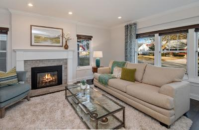 Single Family Home Active Contingent With Offer: 6009 N Shoreland Ave
