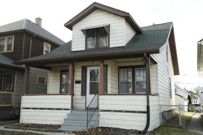 West Allis Single Family Home Active Contingent With Offer: 1965 S 71st St