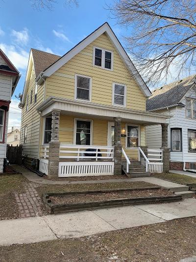 West Allis Single Family Home For Sale: 1645 S 80th St