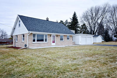 Hartford Single Family Home Active Contingent With Offer: 4111 State Road 83