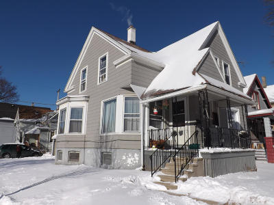 Single Family Home For Sale: 1141 S 19th St