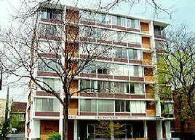 Condo/Townhouse For Sale: 1409 N Prospect Ave #405