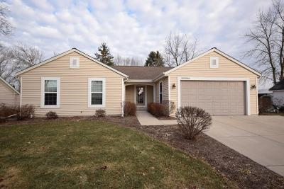 Jackson Single Family Home For Sale: N167w20810 South St