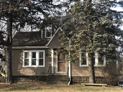 Racine Single Family Home For Sale: 110 22nd Ave