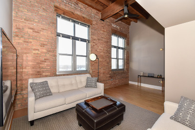 Condo/Townhouse For Sale: 3059 N Weil St #403
