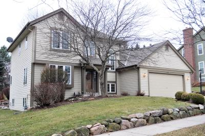 Waukesha Single Family Home Active Contingent With Offer: 2609 Wyngate Way