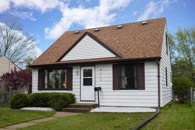 Single Family Home For Sale: 8115 W Herbert Ave
