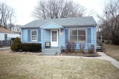 Single Family Home For Sale: 4932 N 20th St