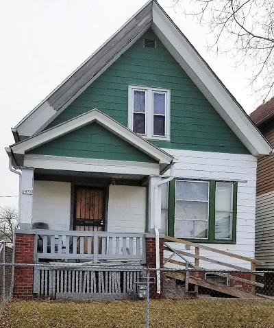 Single Family Home For Sale: 2532 N 19th St