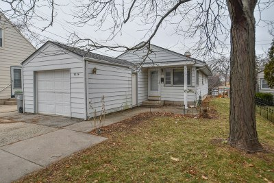 Single Family Home For Sale: 9124 W Michigan St