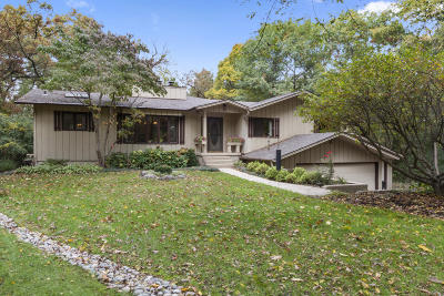 Lake Geneva Single Family Home Active Contingent With Offer: N1549 Wildwood Rd