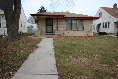 Single Family Home For Sale: 4061 N 63rd St