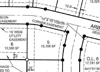 Oak Creek Residential Lots & Land For Sale: Lt5 Maple View Dr