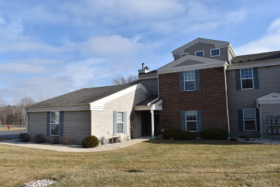 Pewaukee Condo/Townhouse Active Contingent With Offer: N16w26555 Wild Oats Dr #G