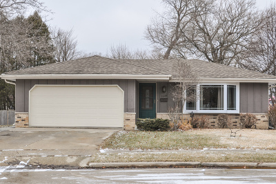 Kenosha Single Family Home Active Contingent With Offer: 7648 9th Ct