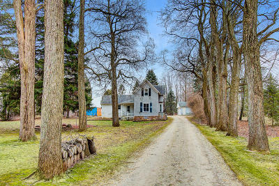 Ozaukee County Single Family Home Active Contingent With Offer: 907 Martin Dr