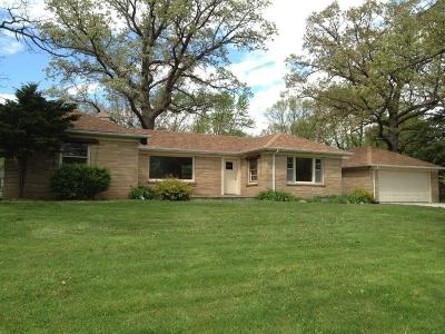 Single Family Home For Sale: 21730 W North Ave