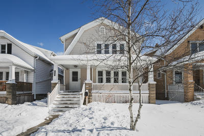 Milwaukee Single Family Home For Sale: 3468 S Indiana Ave