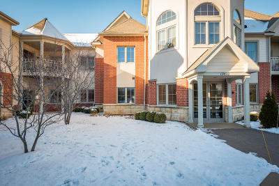 Brookfield Condo/Townhouse Active Contingent With Offer: 17490 Crest Hill Dr #10