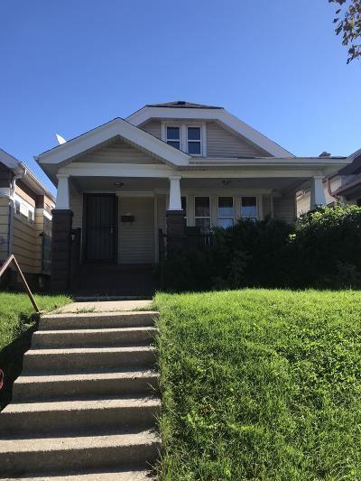 Single Family Home For Sale: 3566 N 13th St
