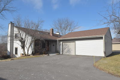 West Bend Condo/Townhouse Active Contingent With Offer: 638 Westridge Dr