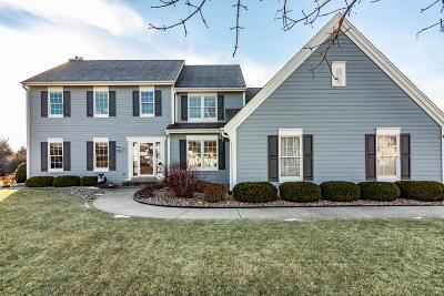 Single Family Home Active Contingent With Offer: N73w23361 Fontaine Cir