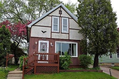 Sheboygan Single Family Home For Sale: 1523 Martin Ave