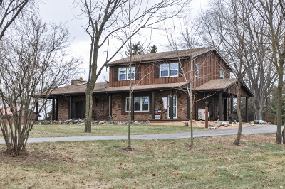 Racine County Single Family Home For Sale: 4448 80th St