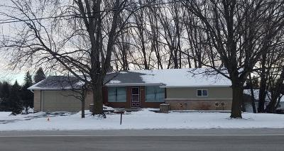 Plymouth Single Family Home For Sale: 1065 S Milwaukee St