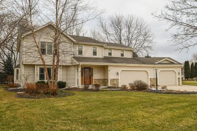 Hartland Single Family Home For Sale: 563 Greenway Ter